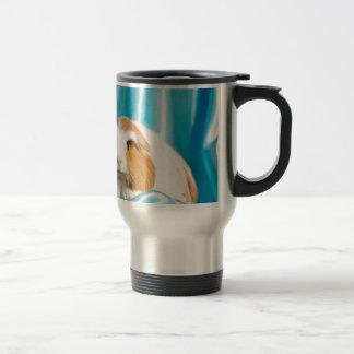 Guinea pig taza de viaje