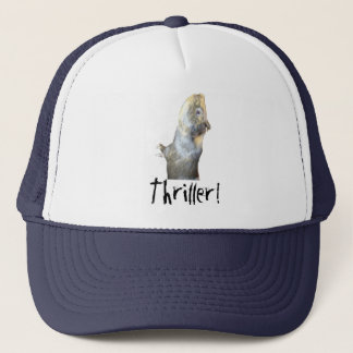 Guinea Pig Thriller Hat