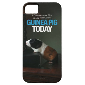 Guinea Pig Today iPhone 5 case