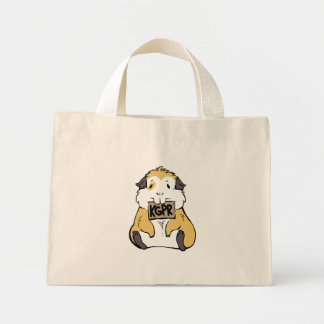 Guinea Pig Tote Canvas Bags