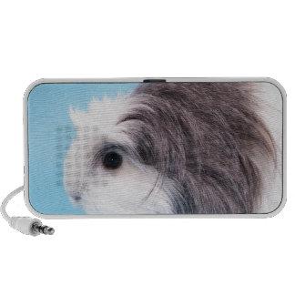 guinea pig travelling speaker