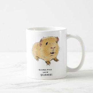 guinea pig trivia classic white coffee mug