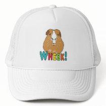 Guinea Pig Wheek Trucker Hat