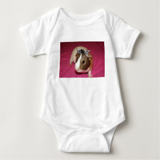 Guinea Pig With Bow 2 Tee Shirt