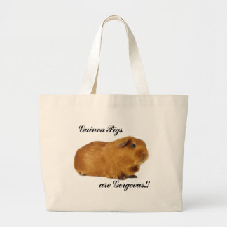 Guinea Pigs are gorgeous Tote Bags