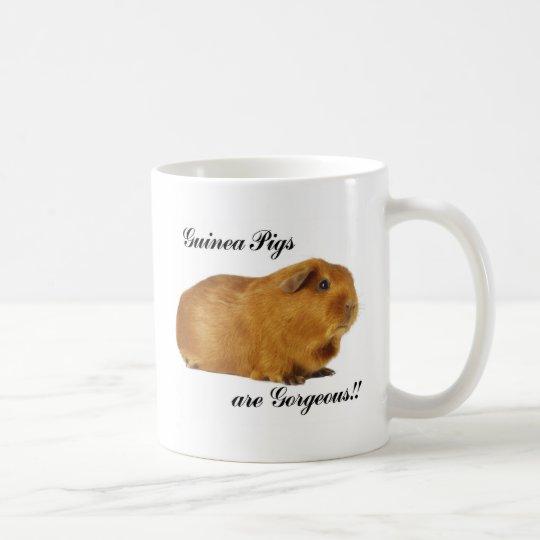 Guinea Pigs are gorgeous Coffee Mug