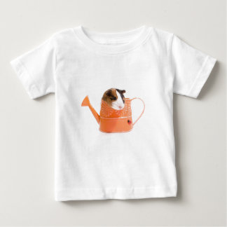 guinea pigs in has watering edge baby T-Shirt