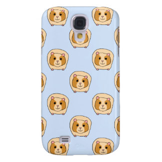 Guinea Pigs on Blue. Galaxy S4 Cover