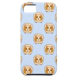 Guinea Pigs on Blue. iPhone SE/5/5s Case