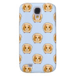 Guinea Pigs on Blue. Samsung Galaxy S4 Covers