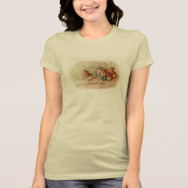 Guinea Pigs Planting in the Garden T-Shirt