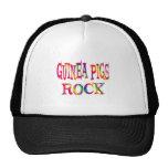 Guinea Pigs Rock Trucker Hats