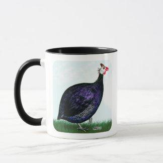 Guinea Royal Purple and Sky Mug