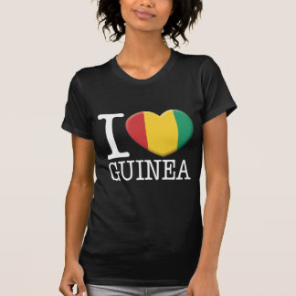 Guinea T Shirts