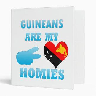 Guineanos son mi Homies