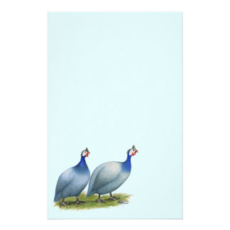 Guineas Slate Pair Stationery