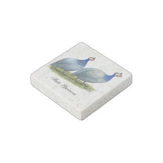 Guineas Slate Pair Stone Magnet