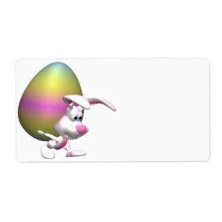 Guiness Easter Egg Label