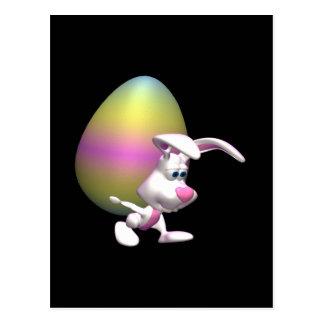 Guiness Easter Egg Postcard