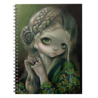 """Guinevere Had Green Eyes"" Notebook"
