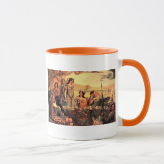 Guinevere in Camelot Mug