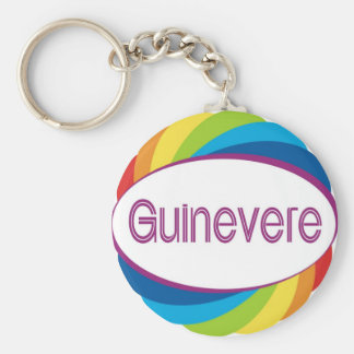 Guinevere Keychain