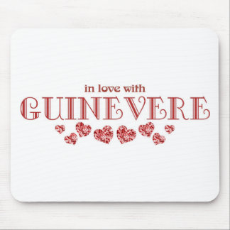 Guinevere Mouse Pad