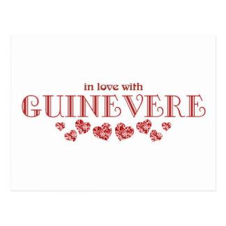 Guinevere Postcard