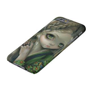 """""""Guinevere tenía caso del iPhone 6 de ojos verdes"""" Funda De iPhone 6 Barely There"""