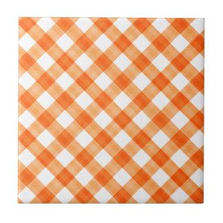 Guinga anaranjada azulejos ceramicos