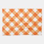 Guinga anaranjada toalla de cocina