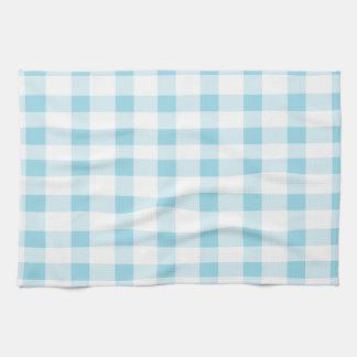 Guinga azul clara toallas