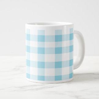 Guinga azul clara taza extra grande
