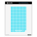 Guinga azul skins para NOOK color