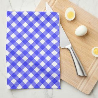Guinga azul toalla