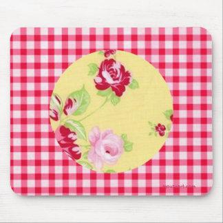 Guinga color de rosa Mousepad