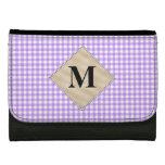 Guinga púrpura, monograma de la perla