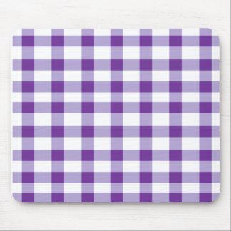 Guinga púrpura tapete de ratón