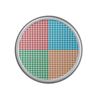 guinga, remiendo, verde, rojo, blanco, naranja, altavoz bluetooth