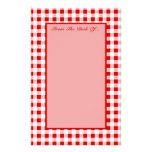 Guinga roja + Color de encargo Papelería