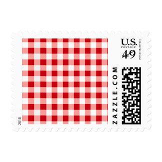 Guinga roja sellos