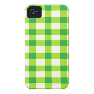 Guinga verde iPhone 4 Case-Mate cárcasa