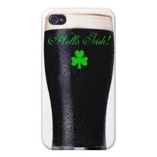 Guinness Pint image for iPhone 4 Matte Finish Case