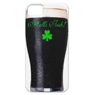 Guinness Pint image for iPhone 5 case