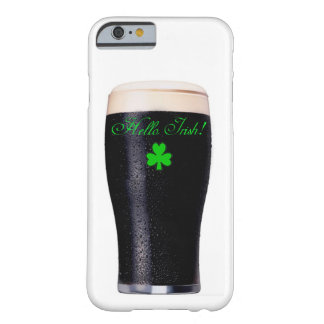 Guinness Pint image for iPhone 6 Barely There iPhone 6 Case