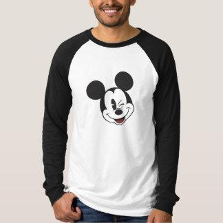 Guiño clásico de Mickey Playera