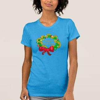 Guirnalda abstracta del navidad de los Arty - Camisas
