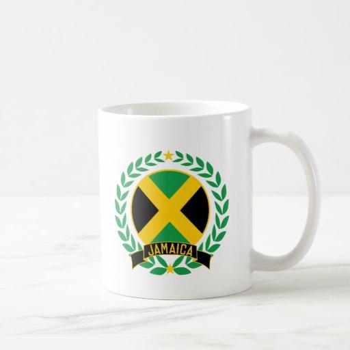 Guirnalda de Jamaica Taza De Café