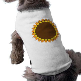 Guirnalda de las pastillas de caramelo ropa perro