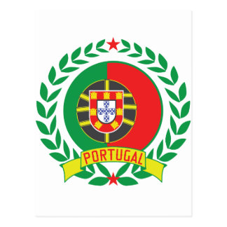 Guirnalda de Portugal Postal